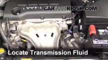 2009 Pontiac Vibe 2.4L 4 Cyl. Líquido de transmisión