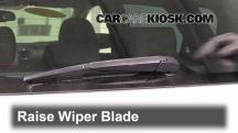 2009 Pontiac Vibe 2.4L 4 Cyl. Windshield Wiper Blade (Rear)