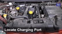 2009 Renault Megane Privilege dCi 1.5L 4 Cyl. Turbo Diesel Aire Acondicionado