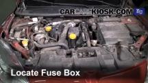 2009 Renault Megane Privilege dCi 1.5L 4 Cyl. Turbo Diesel Fusible (motor)