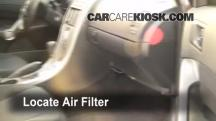 2009 Scion tC 2.4L 4 Cyl. Air Filter (Cabin)