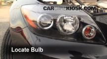 2009 Scion tC 2.4L 4 Cyl. Lights