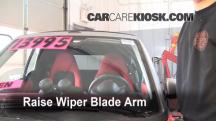 2009 Smart Fortwo Passion Cabrio 1.0L 3 Cyl. Windshield Wiper Blade (Front)