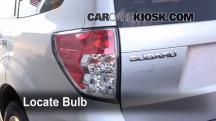 2009 Subaru Forester XT Limited 2.5L 4 Cyl. Turbo Lights