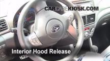2009 Subaru Forester XT Limited 2.5L 4 Cyl. Turbo Belts