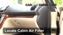 2009 Subaru Outback 2.5i Limited 2.5L 4 Cyl. Air Filter (Cabin)