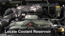 2009 Subaru Outback 2.5i Limited 2.5L 4 Cyl. Coolant (Antifreeze)