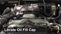 2007 Subaru Legacy 2.5i Special Edition 2.5L 4 Cyl. Sedan Oil