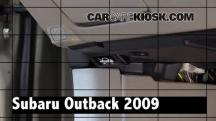 2009 Subaru Outback 2.5i Limited 2.5L 4 Cyl. Review