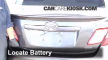 2009 Toyota Camry Hybrid 2.4L 4 Cyl. Battery