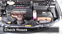 2009 Toyota Camry Hybrid 2.4L 4 Cyl. Hoses
