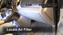 2009 Toyota Tacoma Pre Runner 4.0L V6 Crew Cab Pickup (4 Door) Air Filter (Cabin)