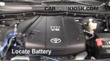 2009 Toyota Tacoma Pre Runner 4.0L V6 Crew Cab Pickup (4 Door) Battery