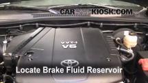 2009 Toyota Tacoma Pre Runner 4.0L V6 Crew Cab Pickup (4 Door) Brake Fluid