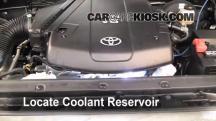 2009 Toyota Tacoma Pre Runner 4.0L V6 Crew Cab Pickup (4 Door) Coolant (Antifreeze)
