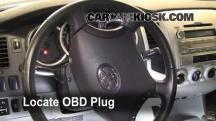 2009 Toyota Tacoma Pre Runner 4.0L V6 Crew Cab Pickup (4 Door) Compruebe la luz del motor