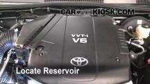 2009 Toyota Tacoma Pre Runner 4.0L V6 Crew Cab Pickup (4 Door) Líquido limpiaparabrisas