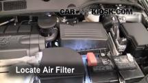 2009 Toyota Venza 2.7L 4 Cyl. Air Filter (Engine)