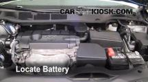 2009 Toyota Venza 2.7L 4 Cyl. Battery
