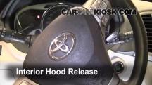 2009 Toyota Venza 2.7L 4 Cyl. Capó