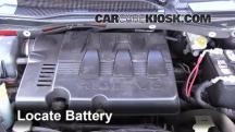 2009 Volkswagen Routan SEL 4.0L V6 Battery