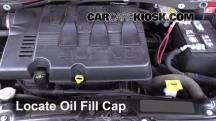 2009 Volkswagen Routan SEL 4.0L V6 Oil