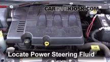 2009 Volkswagen Routan SEL 4.0L V6 Power Steering Fluid
