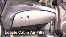 2010 Acura ZDX 3.7L V6 Air Filter (Cabin)