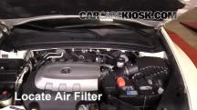 2010 Acura ZDX 3.7L V6 Air Filter (Engine)