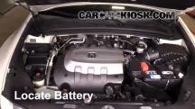 2010 Acura ZDX 3.7L V6 Battery