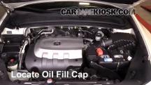2010 Acura ZDX 3.7L V6 Oil