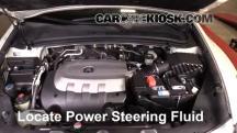 2010 Acura ZDX 3.7L V6 Power Steering Fluid