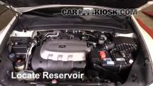 2010 Acura ZDX 3.7L V6 Windshield Washer Fluid
