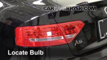 2010 Audi A5 Quattro 2.0L 4 Cyl. Turbo Luces