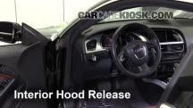 2010 Audi A5 Quattro 2.0L 4 Cyl. Turbo Capó