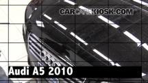 2010 Audi A5 Quattro 2.0L 4 Cyl. Turbo Review