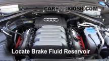 2010 Audi Q5 Premium 3.2L V6 Líquido de frenos