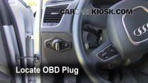 2010 Audi Q5 Premium 3.2L V6 Check Engine Light
