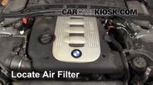 2010 BMW 335d 3.0L 6 Cyl. Turbo Diesel Air Filter (Engine)
