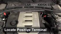 2010 BMW 335d 3.0L 6 Cyl. Turbo Diesel Battery