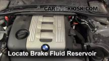 2010 BMW 335d 3.0L 6 Cyl. Turbo Diesel Brake Fluid