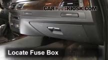 2010 BMW 335d 3.0L 6 Cyl. Turbo Diesel Fuse (Interior)
