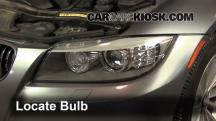 2010 BMW 335d 3.0L 6 Cyl. Turbo Diesel Lights