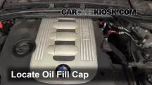 2010 BMW 335d 3.0L 6 Cyl. Turbo Diesel Oil