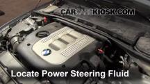 2010 BMW 335d 3.0L 6 Cyl. Turbo Diesel Power Steering Fluid