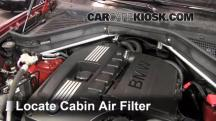 2010 BMW X6 xDrive35i 3.0L 6 Cyl. Turbo Air Filter (Cabin)
