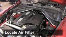 2010 BMW X6 xDrive35i 3.0L 6 Cyl. Turbo Air Filter (Engine)