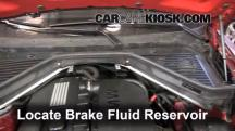 2010 BMW X6 xDrive35i 3.0L 6 Cyl. Turbo Brake Fluid