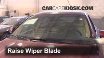 2010 BMW X6 xDrive35i 3.0L 6 Cyl. Turbo Windshield Wiper Blade (Front)