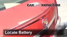 2010 Cadillac CTS 3.0L V6 Sedan Battery
